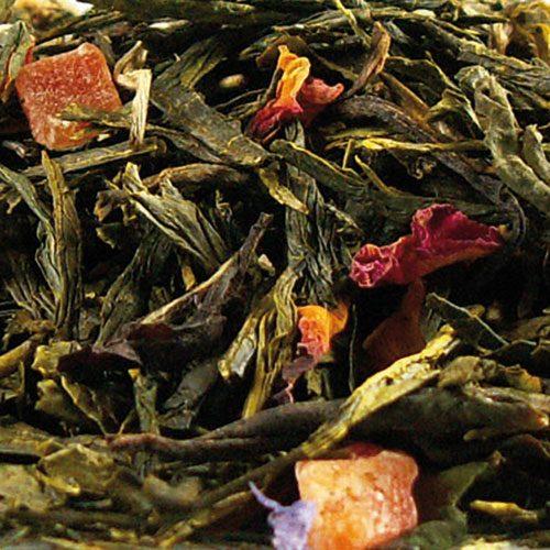 Flower Garden - groene thee infusie - losse thee