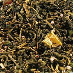 Aloe Vera Bosbes groene thee infusie