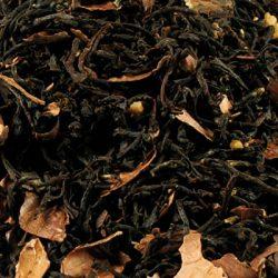 Chocolade zwarte thee infusie