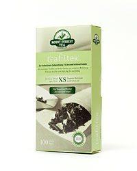 Theefilter papier medium - zakjes voor het zetten van losse thee in een kan of tas