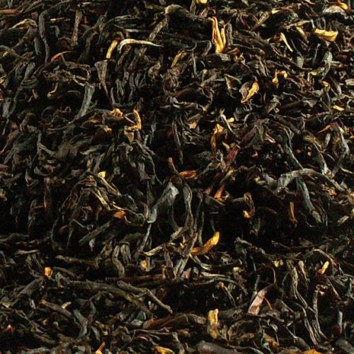 Sunday Vanille - zwarte thee infusie - losse thee - 100gr