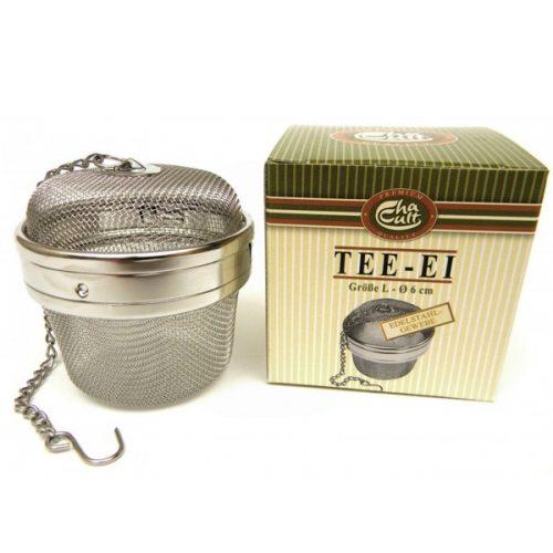 Kruiden thee ei voor losse thee - 6cm