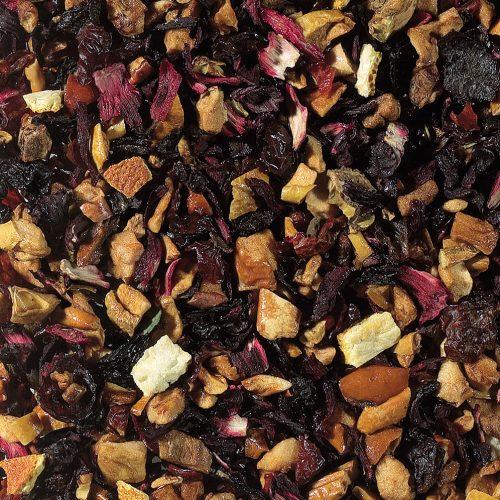 Zoete duindoorn - vruchtenthee - losse thee