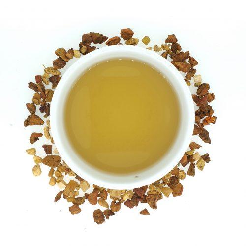 Gember Mango - kruidenthee - losse thee