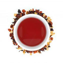 Bloedappelsien - vruchtenthee - losse thee - 100gr