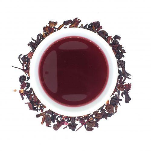 Bosvruchten - vruchtenthee - losse thee - 100gr