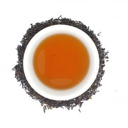 Darjeeling TGFOP - cafeïnevrij - zwarte thee - losse thee - 100gr