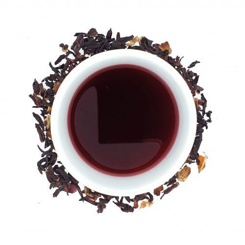 Hibiscus - kruidenthee - losse thee - 75 gr
