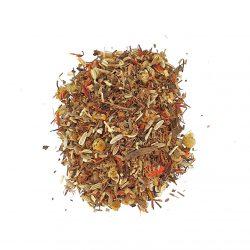 Honeybush/Safloer BIO - rooibos infusie - losse thee - 100gr