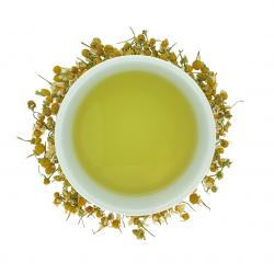 Kamille thee - zuivere bloemen van echte kamille - kruidenthee - losse thee - 40gr