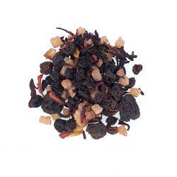 Kersen Banaan - vruchtenthee - losse thee - 100gr