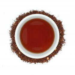 Rooibos Caramel - rooibos infusie - losse thee - 100gr
