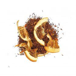 Rooibos Orange - rooibos infusie - losse thee - 100gr