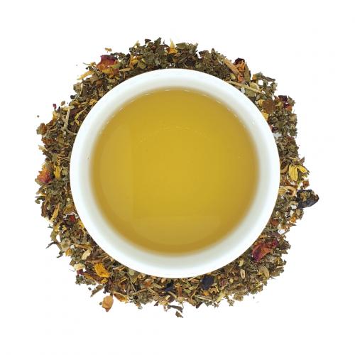 Cocooning Tea - kruidenthee - losse thee - 100gr