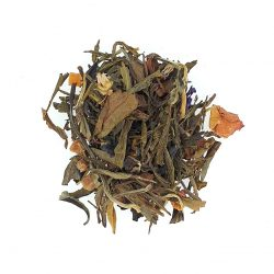 Flower Garden - groene thee infusie - losse thee - 80gr
