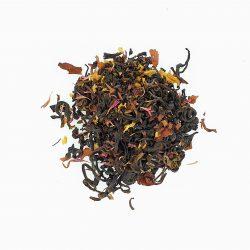 Green Fruity Vanille met goji - groene thee infusie - losse thee - 100gr