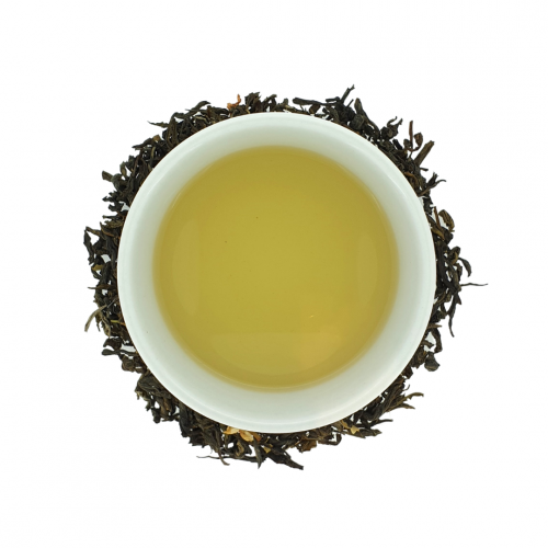 Jasmijnthee - groene thee infusie - losse thee - 100gr
