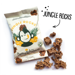 Jungle rocks 45 gr Betty & Albert