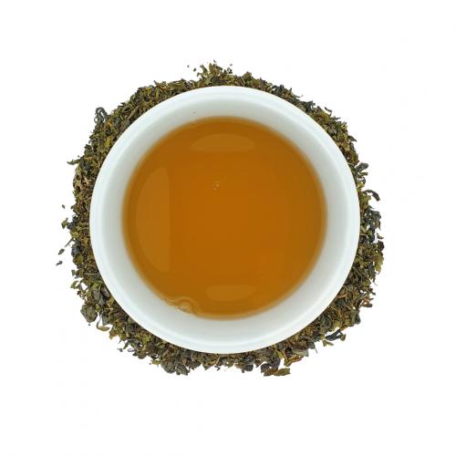 Marokkaanse Muntthee (munt en groene thee) - groene thee infusie - losse thee - 100gr