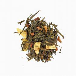 Secret Garden BIO - groene thee infusie- losse thee - 100gr