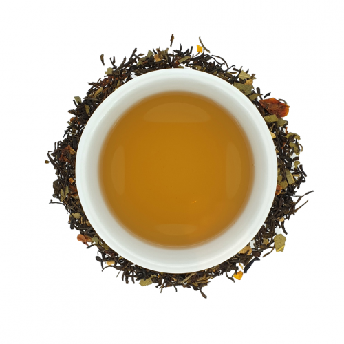 Ginger Eucalyptus - groene thee infusie - losse thee - 100gr