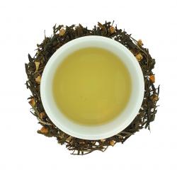 Ginger Lemon - groene thee infusie - losse thee - 100gr
