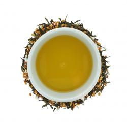 Japan Genmaicha - groene thee met geroosterde rijst - groene thee infusie- losse thee - 100gr