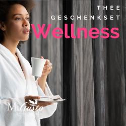 Wellness - thee geschenkset