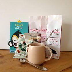Moederdag - thee geschenkset