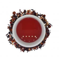 Fruitgaard – vruchtenthee – losse thee – 100gr